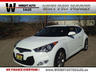 Used 2017 Hyundai Veloster BLUETOOTH|KEYLESS ENTRY|22,483 KMS for sale in Cambridge, ON