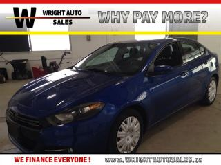 Used 2014 Dodge Dart GT LEATHER NAVIGATION SUNROOF 72,211 KMS for sale in Cambridge, ON