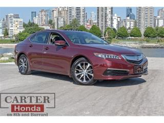 Used 2016 Acura TLX Tech *Navi + Summer Sale! MUST GO! for sale in Vancouver, BC