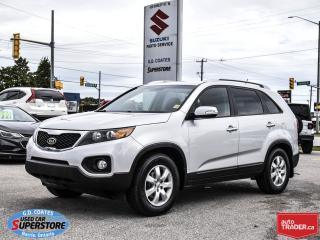 Used 2012 Kia Sorento LX ~Heated Seats ~Bluetooth ~Alloy Wheels for sale in Barrie, ON