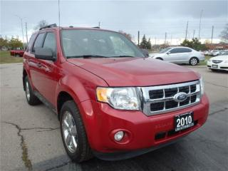 Used 2010 Ford Escape XLT Automatic 3.0L, AWD, Certified for sale in Oakville, ON