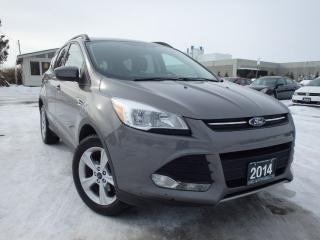 Used 2014 Ford Escape CERTIFIED, ACCIDENT FREE, NAVIGATION, Oakville for sale in Oakville, ON