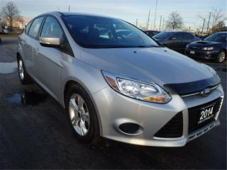 Used 2014 Ford Focus SE_ACCIDENT FREE_GREAT CONDITION for sale in Oakville, ON