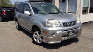 Used 2006 Nissan X-Trail SE for sale in Kitchener, ON