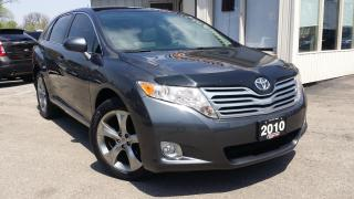 Used 2010 Toyota Venza 4X2 V6 for sale in Kitchener, ON