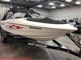 Used 2015 Reinell Boats 185 Bowrider Inboard Outboard Mercrusier 4.3 - for sale in St George Brant, ON