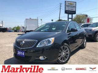Used 2014 Buick Verano LEATHER PKG-GM CERTIFIED PRE-OWNED- 1 OWNER TRADE for sale in Markham, ON