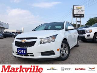 Used 2013 Chevrolet Cruze 2LT-LEATHER-ROOF-GM CERTIFIED PRE-OWNED-1 OWNER for sale in Markham, ON