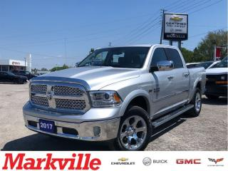 Used 2017 RAM 1500 LARAMIE-CERTIFIED PRE-OWNED-TRADE-IN -LIKE NEW!!! for sale in Markham, ON