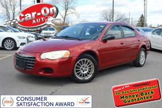 Used 2004 Chrysler Sebring LX A/C PWR GRP ALLOYS ONLY $1, 875 for sale in Ottawa, ON
