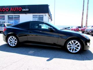 Used 2013 Hyundai Genesis Coupe 2.0T Auto 6 Speed Manual Navigation Certified 2YR Warranty for sale in Milton, ON