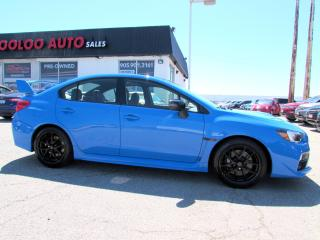 Used 2016 Subaru Impreza WRX STi STI Hikari Edition Camera Bluetooth Certified Warranty for sale in Milton, ON