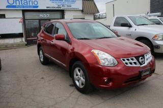 Used 2013 Nissan Rogue Special Edition Sunroof Parking sensor Bluetooth for sale in Mississauga, ON