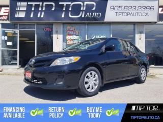 Used 2013 Toyota Corolla CE ** Accident Free, Sunroof, Heated Seats ** for sale in Bowmanville, ON