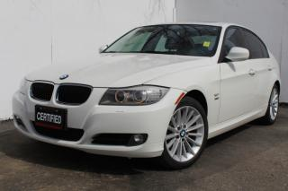 Used 2011 BMW 3 Series 328i xDrive AWD Sunroof Leather Heated steering for sale in Mississauga, ON