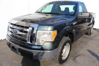 Used 2011 Ford F-150 2WD Reg Cab 8ft LONG BOX for sale in Mississauga, ON