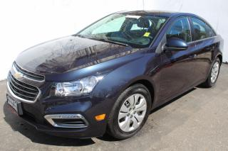 Used 2016 Chevrolet Cruze Limited 4dr Sdn LT w/1LT Back Camera Bluetooth Remote start for sale in Mississauga, ON