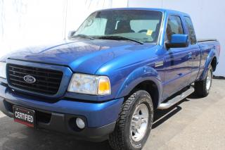 Used 2008 Ford Ranger 2WD SuperCab 126