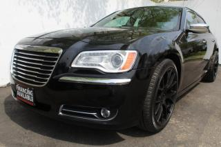 Used 2012 Chrysler 300 Limited Leather Panoramic roof Back camera 20