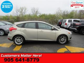 Used 2015 Ford Focus SE  NEW TIRES CAMERA BLUETOOTH ALLOYS for sale in St Catharines, ON