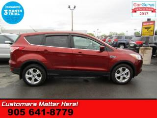 Used 2014 Ford Escape SE  CAMERA BLUETOOTH HEATED SEATS ALLOYS for sale in St Catharines, ON
