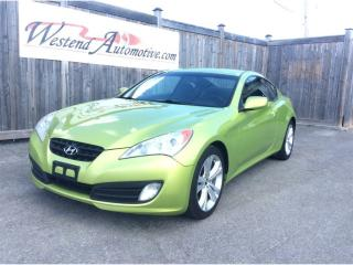 Used 2012 Hyundai Genesis Coupe 2.0T for sale in Stittsville, ON