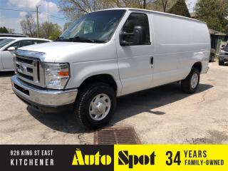 Used 2014 Ford Econoline Commercial/PRICED -QUICK SALE! for sale in Kitchener, ON