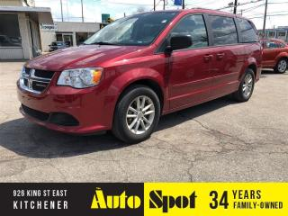 Used 2015 Dodge Grand Caravan SXT/LOW, LOW KMS!/PRICED-QUICK SALE! for sale in Kitchener, ON