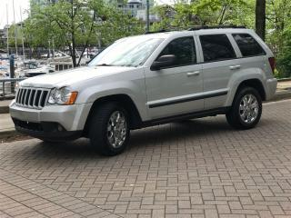 Used 2008 Jeep Grand Cherokee ..................SOLD...................... for sale in Vancouver, BC