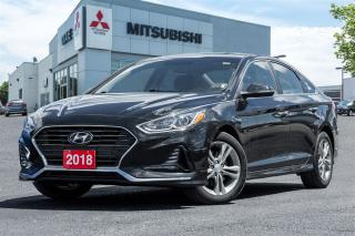 Used 2018 Hyundai Sonata GLS  SUNROOF  BLIS  CLEAN CARPROOF   for sale in Mississauga, ON