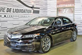 Used 2015 Acura TLX AWD+TECH+GPS for sale in Laval, QC