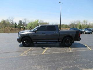 Used 2014 RAM 1500 SPORT CREW 4WD for sale in Cayuga, ON