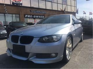 Used 2009 BMW 335i X-Drive / NAVIGATION/ SPORT for sale in North York, ON
