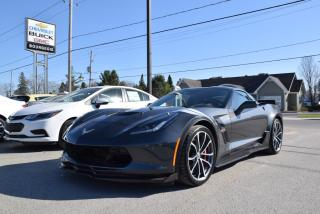Used 2017 Chevrolet Corvette *** Z07 package, GRAND SPORT, 3LT...+++*** for sale in Rawdon, QC