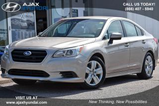 Used 2015 Subaru Legacy 2.5I for sale in Ajax, ON