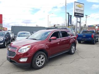 Used 2017 Chevrolet Equinox for sale in Gloucester, ON