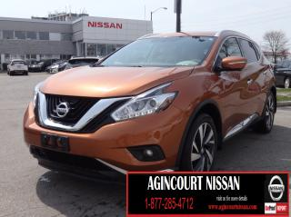 Used 2015 Nissan Murano Platinum FULLY LOADED|20
