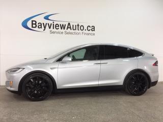Used 2016 Tesla Model X 90D - AWD! AUTOPILOT HARDWARE! 7 SEATER! HTD LTHR! NAV! FALCON DOORS! for sale in Belleville, ON