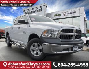 Used 2016 RAM 1500 ST *LOW KM* for sale in Abbotsford, BC
