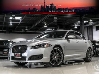 Used 2015 Jaguar XF 3.0 AWD|NAVI|BLINDSPOT|REAR CAM|MERIDIAN|LOADED for sale in North York, ON