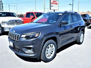 Used 2019 Jeep Cherokee North REMOTE STARTER, HEATED SEATS, UPGRADED SOUND for sale in Concord, ON