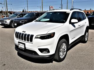 Used 2019 Jeep Cherokee North REMOTE STARTER, HEATED SEATS !!! for sale in Concord, ON