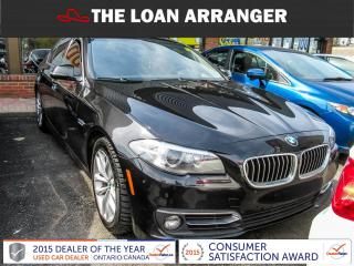 Used 2016 BMW 528 i xDrive for sale in Barrie, ON