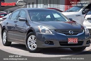 Used 2011 Nissan Altima 2.5 S Keyless Ignition/Entry|Moonroof|Cruise Control for sale in Whitby, ON