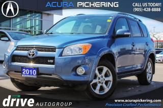 Used 2010 Toyota RAV4 LIMITED V6 for sale in Pickering, ON