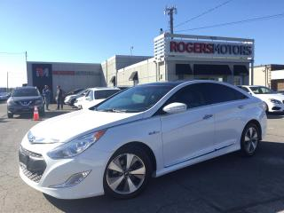 Used 2012 Hyundai Sonata - NAVI - PANO ROOF - LEATHER for sale in Oakville, ON