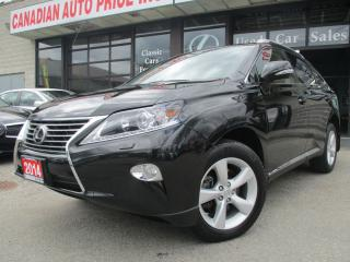 Used 2014 Lexus RX 350 PRM-PKG-CAMERA-LOADED for sale in Scarborough, ON