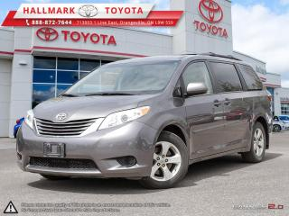 Used 2016 Toyota Sienna LE 8 pass V6 6A for sale in Mono, ON