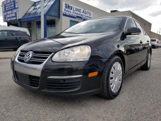Used 2009 Volkswagen Jetta 2.0 TDI Comfortline DIESEL|MINT CONDITION|SUNROOF|HEATED SEATS|CERTIFIED for sale in Concord, ON
