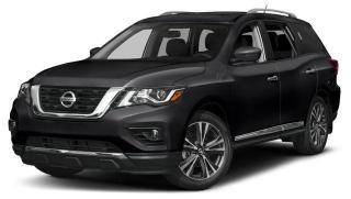New 2018 Nissan Pathfinder Platinum V6 4x4 at for sale in Scarborough, ON